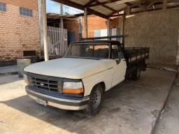 F100 1985 perfeita para o trabalhar - 1985