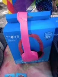 Headphones novinhos na caixa!