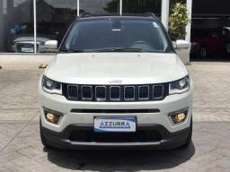 Jeep compass 2.0 16v flex limited automático 2019 - 2019