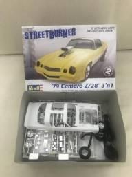 Kit Modelismo Miniatura Camaro z/28 de 79 (Novo)