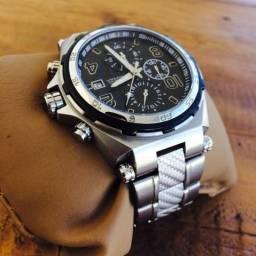 3b446b82f66 Relógio Guess luxo Rolex