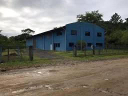 Galpão/depósito/armazém à venda em Distrito industrial, Joinville cod:KC058