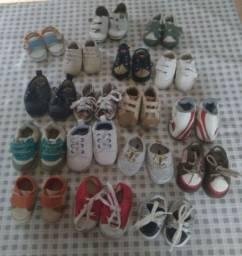 Sapatos para bebê  ...