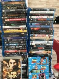 Blu-rayDisc originais 74 filmes
