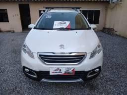 Peugeot 2008 allure automatico 2015-2016