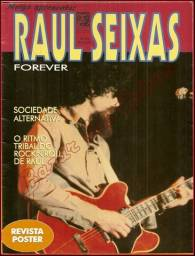 Poster Raul Seixas Forever