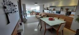 Excelente apartamento 3 quartos no Centro de Guarapari. Edifício com área de lazer.