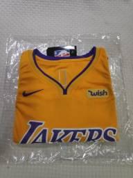 Camisa Lakers Kobe Bryant 8 (NOVA) Black Mamba