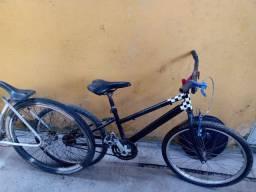 Vendo 2 bicicletas 250