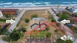 750m² c/ frente p/ duas ruas, 90m do mar, Balneário Paese
