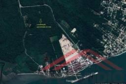Lote para investimento c/ 375m², região do Porto Itapoá