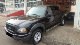 Ford Ranger XLS 4x4 3.0 Diesel PowerStroke Completa. Aceito Troca!