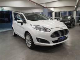 Ford Fiesta 1.0 ecoboost titanium hatch 12v gasolina 4p powershift