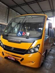 Micro Ônibus Agrale Neobus Thande + ano 2011/12 Motor Cummis