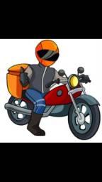 Motoboy entregador