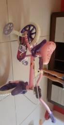 Bicicleta marie rosa