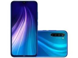 Smartphone Xiaomi Redmi Note 8 64Gb Azul Neptune - Blue 4Gb Ram 6,3? Câm