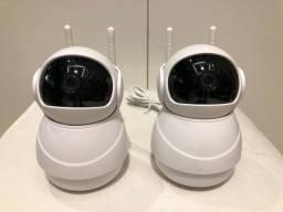 2 Câmeras Wifi HD