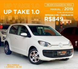 VW UP TAKE! 2014/2015