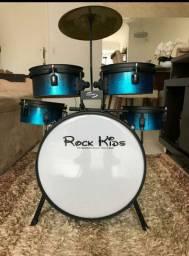 Bateria RMV infantil Rock Kids