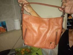 Bolsa de couro nova