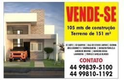 Vende-se Casa Jd Sumaré - Maringá - PR