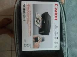 Impressora Canon mg3010 negociável