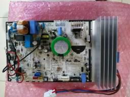 Placa eletrônica de split LG inverter 12000 BTUs