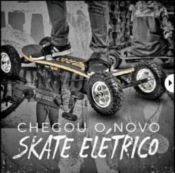 Skate elétrico modelo novo
