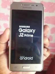 J2 Prime 16gb. Cometa Celular Anápolis
