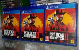 Red Dead redemption 2 - Ps4 Parcelo