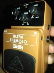 Vendo ou troco behringer ultra tremolo - UT300