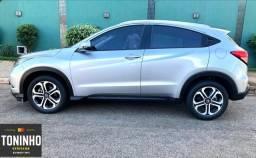 Honda HR-V 14/16 EXL 44 mil km IPVA 2020 pago - 2016