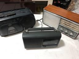 Lote 3 Rádios no estado