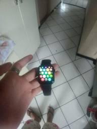 Smartwatch w26 na caixa