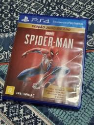 Homem Aranha PS4