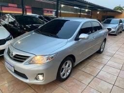 Toyota Corolla 2012, 2.0 XEI Flex completo automático impecável