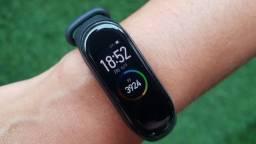 Smartwatch Pulseira Xiaomi Mi Band 5 Global - Novo