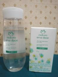Álcool gel antisséptico Natura