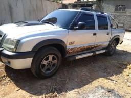 S10 Rodeio flex+GNV