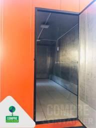 Bar, Cozinha, Comercio com Container Reefer 15m² a partir de R$ 16.900,00