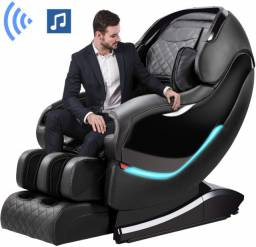 Poltrona massageadora, cadeira de massagem, poltrona de massagem ConfortBras