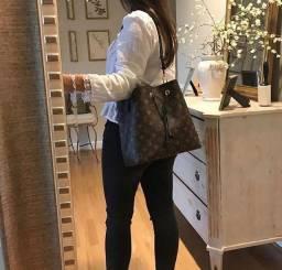 Sacolão Louis Vuitton! FRETE GRÁTIS
