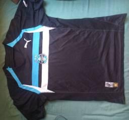 Camisa Puma Grêmio Preta 2005 - M