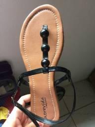 Sandália de dedo