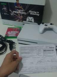 Xbox one S (1TB) ainda na garantia