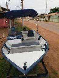 Barco Mogi Mirim Aluminio