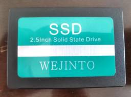 SSD 128 GB WEJINTO NOVO NOTEBOOK, COMPUTADOR, XBOX ONE, PS4.