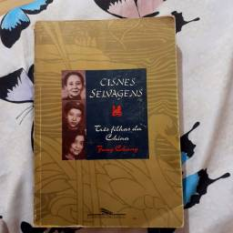 Livro Cisnes Selvagens