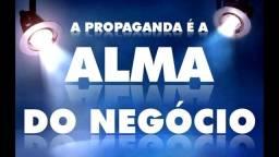 Propagandas,vinhetas para carro de som , TV e Rádio.!!